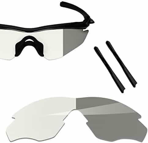 2ccb0af56291 BlazerBuck Anti-salt Polarized Replacement Lenses   Sock Kit for Oakley M2  Frame