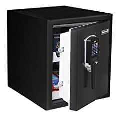 The Honeywell Model 2605 Waterproof 2 Hour Fire Safe provides safety and security for your essential documents and most valuable possessions while affording you the peace of mind that comes from being prepared in the event of a disaster, fire...