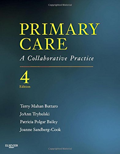 Primary Care: A Collaborative Practice, 4e by Brand: Mosby