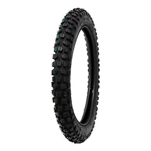 Dirt Bike Tire 2.50-14 Front or Rear Off-Road Fits on Honda CR60R 1983-84, CRF70F 2004-09, XR70R 1997-03