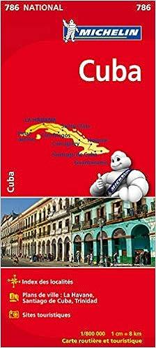 Cuba 786 Carte Nat Collectif Collectif 9782067185531 Books Amazon Ca