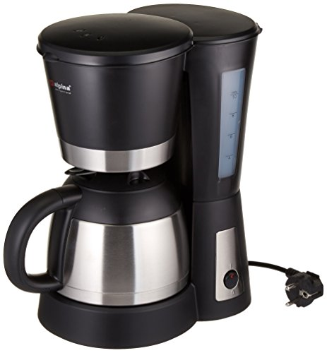 Alpina SF2820 10-Cup Coffee Maker with Stainless Steel Jug and Permanent Filter, for 220/240 Volt Countries by Alpina