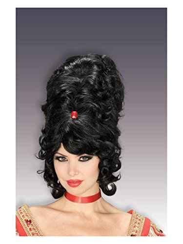 Forum Novelties Gogo Beehive Wig, Black]()