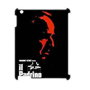 TOSOUL Custom painting The Godfather Phone 3D Case For IPad 2,3,4 [Pattern-3]