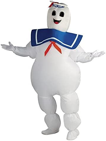 Ghostbusters Disfraz Marshmallow Man – Disfraz: Amazon.es: Hogar