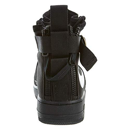 Nike black Sf Grey 008 Af1 cool Da Fitness Scarpe Multicolore Mid Uomo gagqrxwTn
