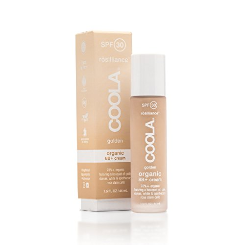 COOLA Rosilliance SPF 30 BB+ Cream Golden , 1.5 Fl Oz