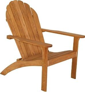 Three Birds Casual Adirondack Chair, Teak