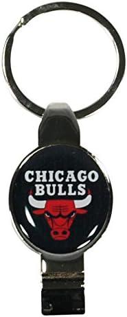 Aminco Nba Chicago Bulls Architect Flaschenöffner Schlüsselanhänger Bekleidung