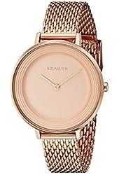 Skagen Women's SKW2334 Rose Gold-Tone Stainless Steel Watch
