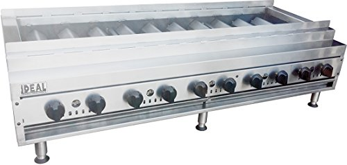 Sish Kabob Broiler 60'' (Made in USA) by Ideal Commercial Cooking Products, Inc.