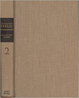 sigmund freud collected papers Collected works in german gs  sigmund freud papers in library of congress literature monographs on the origin of psychoanalysis  ola.