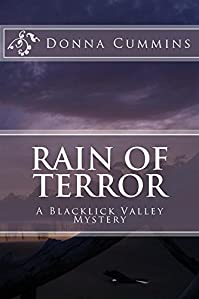 Rain Of Terror: A Blacklick Valley Mystery by Donna Cummins ebook deal