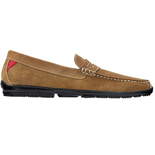 b0d53a98e8b Footjoy club casuals shoes mens tan suede medium jpg 500x500 Footjoy club  casual