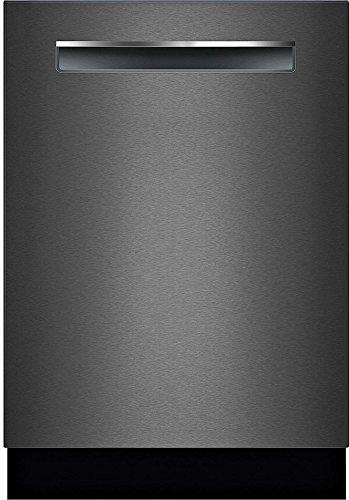 Bosch S800 24 Pocket Hndl Dishwasher, 42 dBA, Flex 3rd Rack, InfoLight (SHPM78W54N)