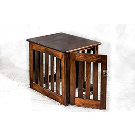 Amish Decorative Crate Table