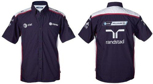 Williams Team Pit Shirt Small