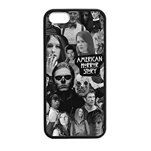 Generic Custom Phone case for Iphone 5, 5S American Horror Story Pattern