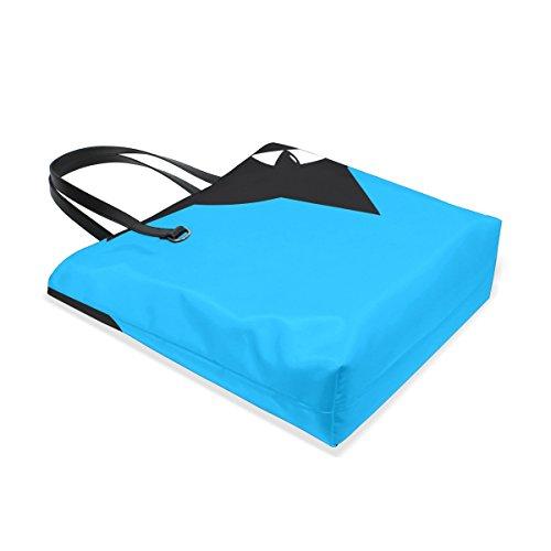 à à ISAOA unique Sac Taille multicolore porter pour 001 tote l'épaule femme XwTq0Bw