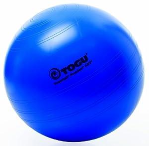 TOGU Gymnastikball Power Premium ABS 55 cm Blau