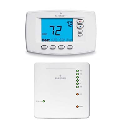 Emerson 1F98EZ-1621 Emerson Wireless Easy Install Universal Thermostat System