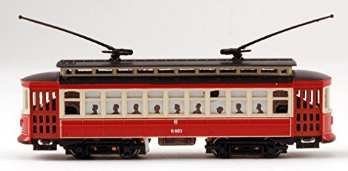 Bachmann Industries Brill Trolley Chicago Train (N Scale)