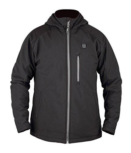 Prosmart Men's Heated Jacket with Hood and 12Volt Battery Pack (M) by Prosmart (Image #5)