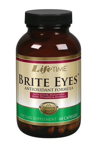 Lifetime Brite EyesT With FloraGlo Lutein® -- 60 Capsules - 3PC by Life Time