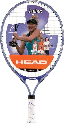 HEAD Strung  Instinct Tennis Racquet (21-Inch, 3 5/8)