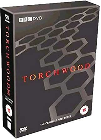 Picture of BBCDVD 2253 Torchwood - The complete first series by artist Russell T Davies / Chris Chibnall / P.J. Hammond / Toby Whithouse / Helen Raynor / Cath Tregenna / Noel Clarke from the BBC dvds - Records and Tapes library