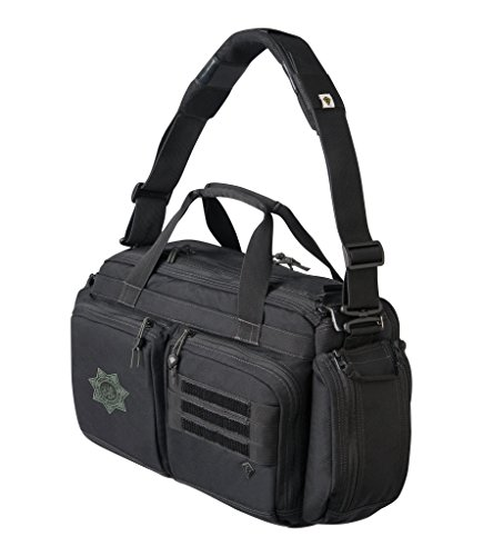 First Tactical Executive Briefcase, Black