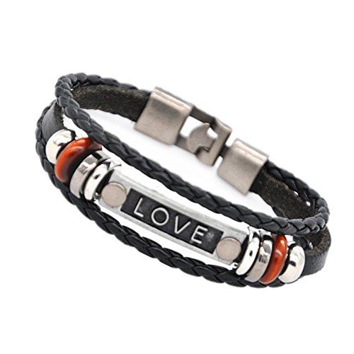 Valentines-Day-Gifts-Love-Coolla-Men-Bracelet-Women-Bracelet-Vintage-Leather-Wrist-Band-Bracelet-for-Boys-Sl3375