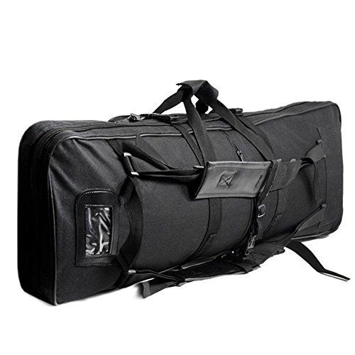 Koolertron New Portable Fishing Rod Case Carry Bag,Backpack