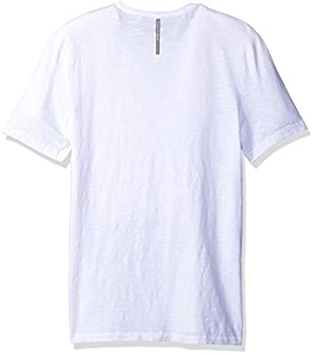 Calvin Klein Jeans Men's Short Sleeve Oversized Logo Crew Neck T-Shirt