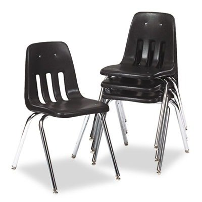9000 Series Plastic Stack Chair - 4
