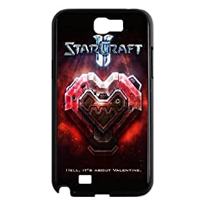 Samsung Galaxy N2 7100 Cell Phone Case Black_Starcraft Gvuag