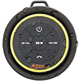 iFox iF012 Bluetooth Shower Speaker - Certified Waterproof - Wireless It Pairs Easily to All Your Bluetooth Devices - Phones, Tablets, Computer, Radio
