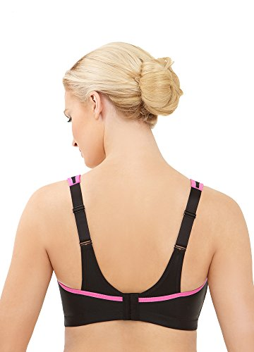 Glamorise Women's No Bounce Full Support Sport Bra