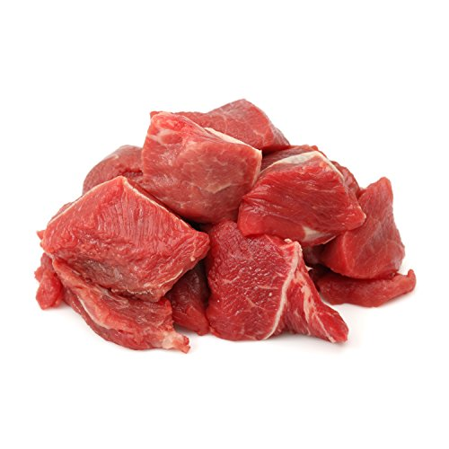 H.F.'s Outstanding USDA Choice Beef Tenderloin Tips, 5 Pound