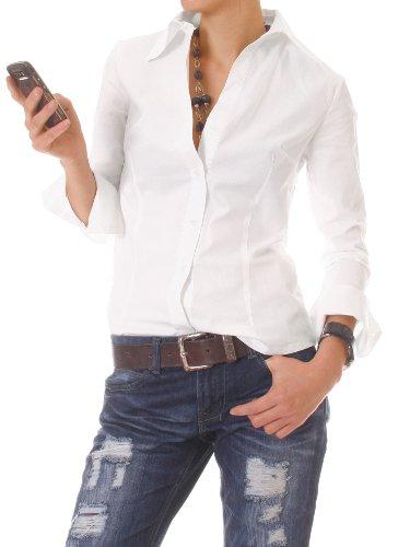 Tailored White Shirt Ladies Custom Shirt