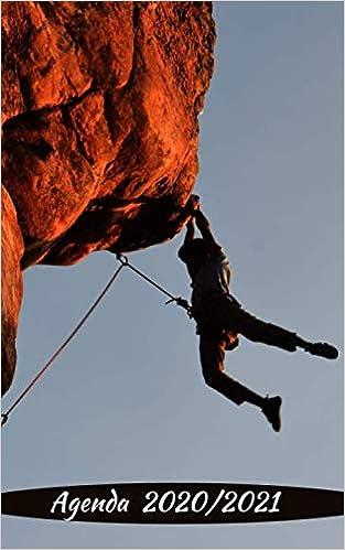 """Agenda Escolar """"Escalada - Climbing - Escalade"""". Curso ..."""