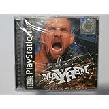 WCW Mayhem - PlayStation