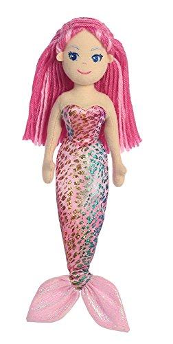 Aurora World Sea Sparkles Maryn Mermaid Plush -