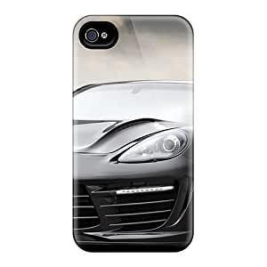 New Fashion Premium Tpu Cases Covers For Iphone 6 - Porsche Panamera Stingray Gtr