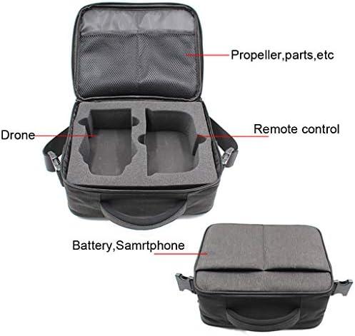 Dinglong SG907 GPS Drone avec 4K HD Double Caméra Grand Angle Anti-Tremblement WiFi FPV Quadricoptère RC Drones Pliables GPS Professionnel Follow Me (2PCs 1600mah Batterie)
