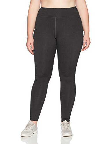 Just My Size Womens Plus Size Active Run Legging