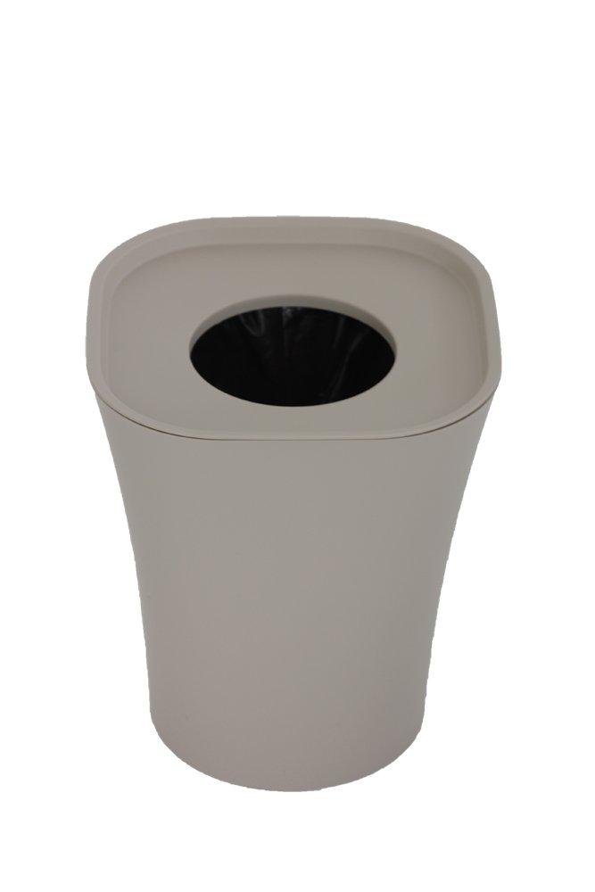 Magis 28 cm, altezza:-Cestino per la carta, in polipropilene, colore: beige AC454 BE/S