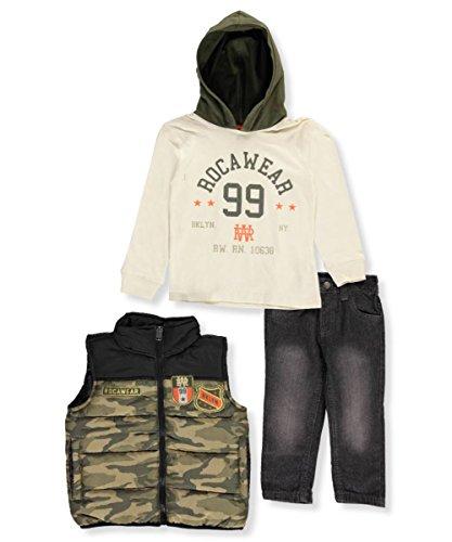 Rocawear 5 Pocket Jeans - 7