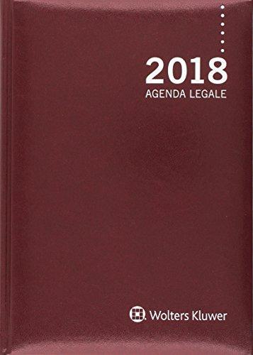 Agenda legale 2018. Con appendice