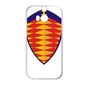 Happy Unique car sign fashion cell phone case for HTC One M8